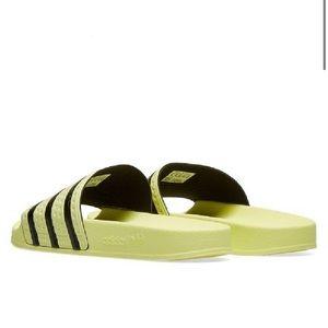 New Adilette Authentic Adidas Slides